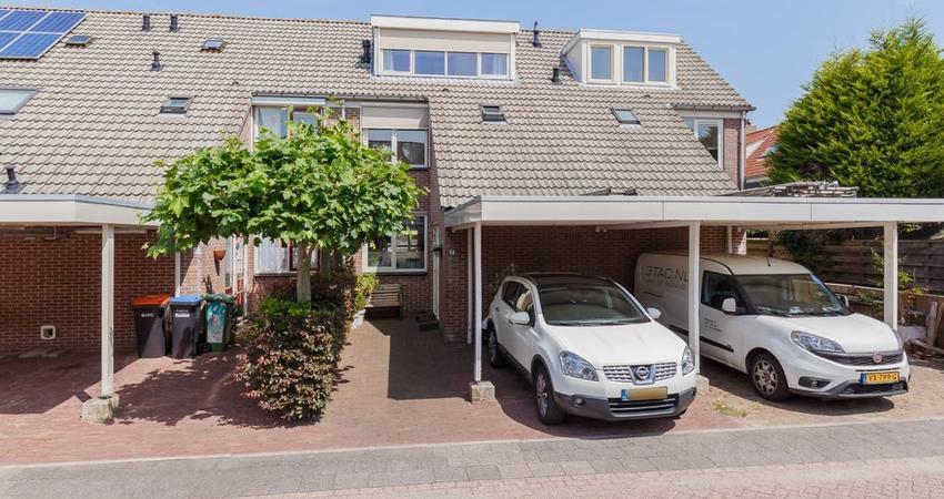 Vederkruid 9 in Velserbroek 1991 HB