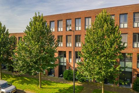 Zwanebloemlaan 258 in Amsterdam 1087 JT