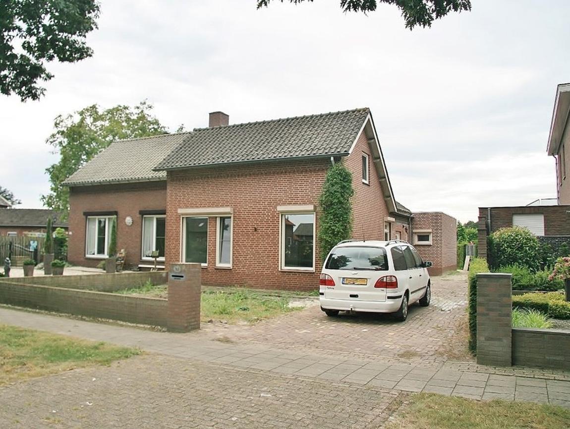 Wethouder Lindersstraat 92 in Wilbertoord 5455 GN