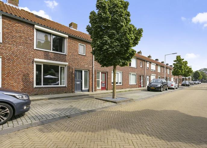 Victoriestraat 3 in Bergen Op Zoom 4624 GW