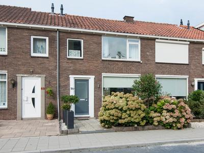 Jan Van Beaumontstraat 71 in Gouda 2805 RP