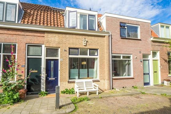 Thinsstraat 12 in Utrecht 3581 EP