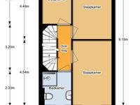 Slotenhagenstraat 113 in Zwolle 8043 TW