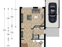 Kwartier 12 in Steenbergen 4651 WT