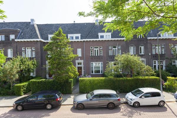 Mecklenburglaan 22 in Rotterdam 3062 BK