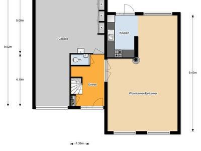 De Ruyterlaan 121 in Bennebroek 2121 VH