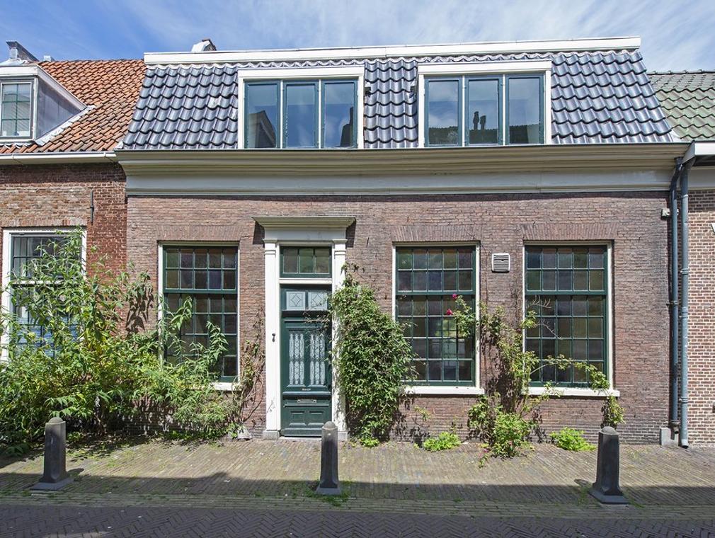 Nieuwe Kruisstraat 3 in Haarlem 2011 RN