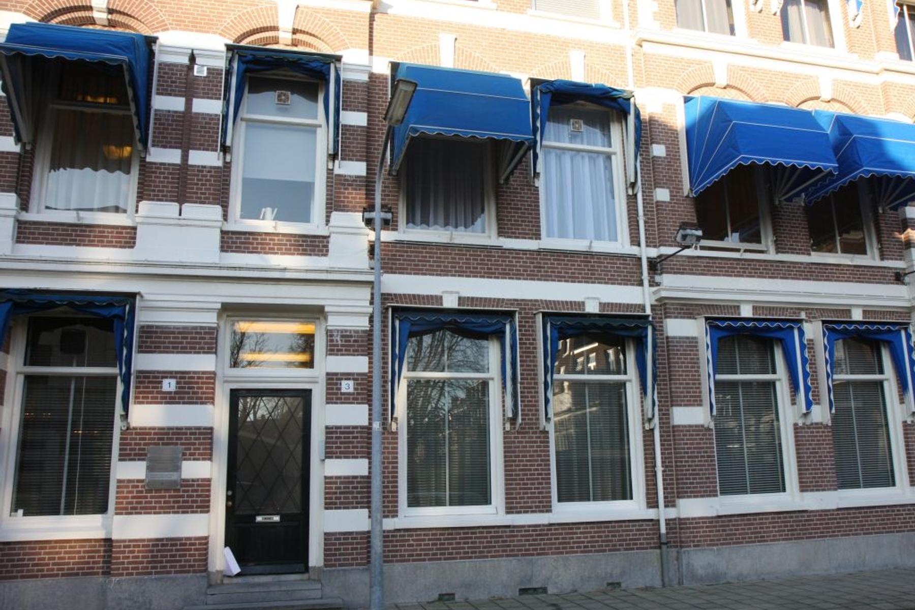 Mauritsstraat 1 E in Haarlem 2011 VN