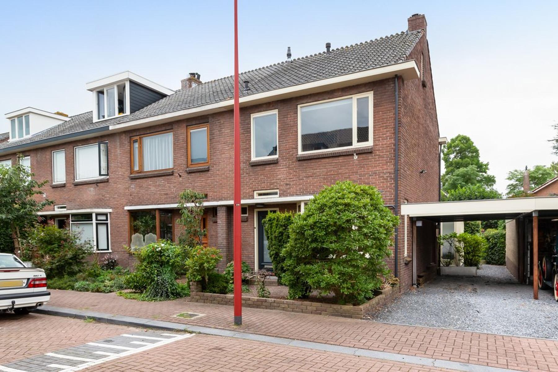 Hendrik Goebelstraat 16 in Bodegraven 2411 AV