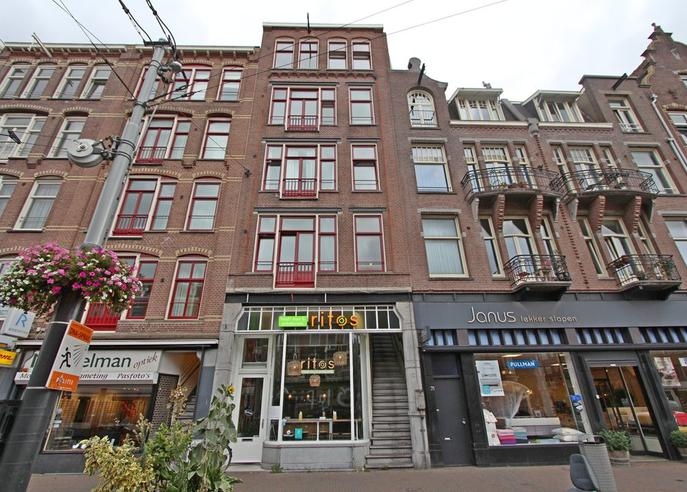 Eerste Constantijn Huygensstraat 69 Iii in Amsterdam 1054 BT