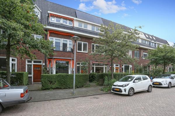 Van Lidth De Jeudestraat 8 in Utrecht 3581 GH