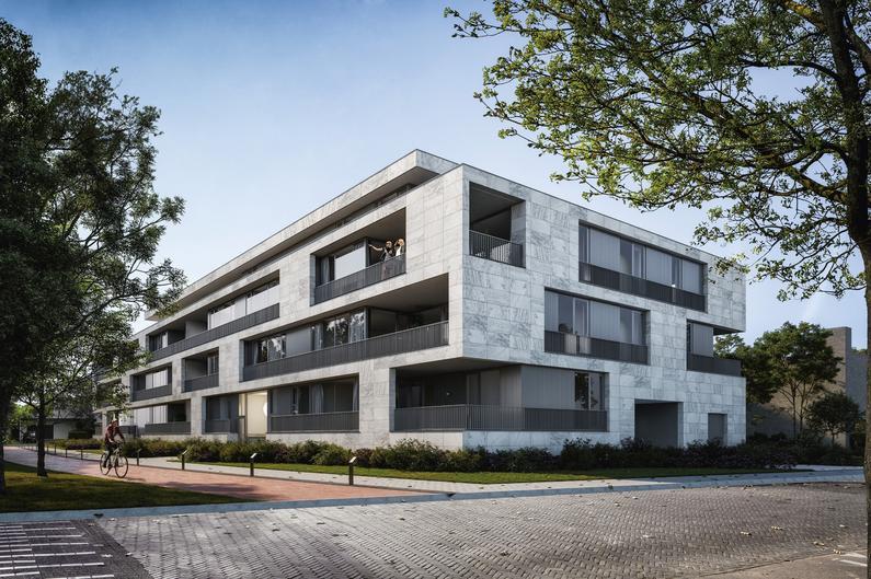 Ravel - Appartementen (Bouwnummer 12) in Breda 4837 EH