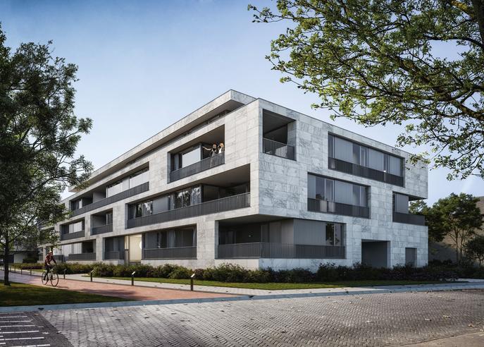 Ravel - Appartementen (Bouwnummer 16) in Breda 4837 EH