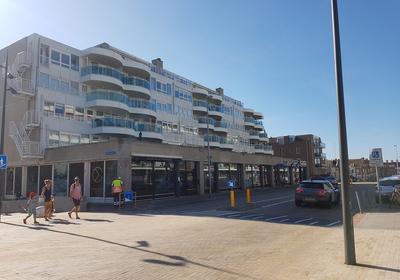 Luxe Appartement Tegenover Treinstation in Zandvoort 2041