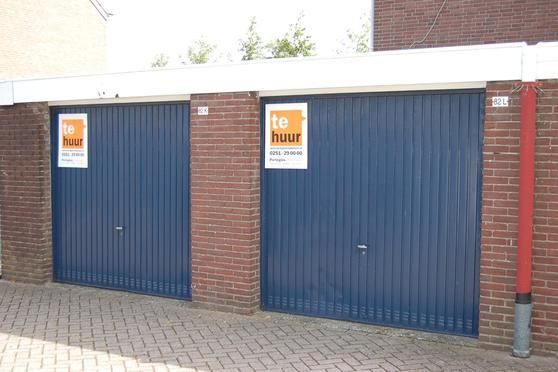 Spoorsingel 82 K in Beverwijk 1946 AG
