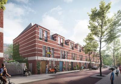 Cornelis Evertsenstraat 18 in Utrecht 3572 JP