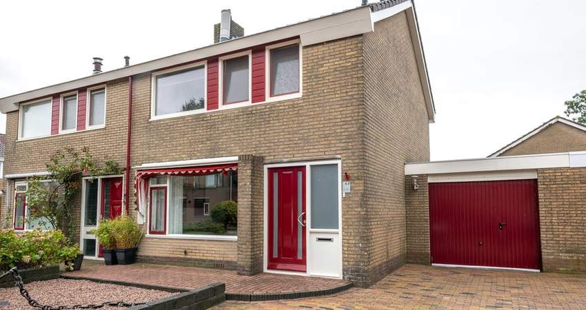 Klipperstraat 67 in Harlingen 8862 ZW