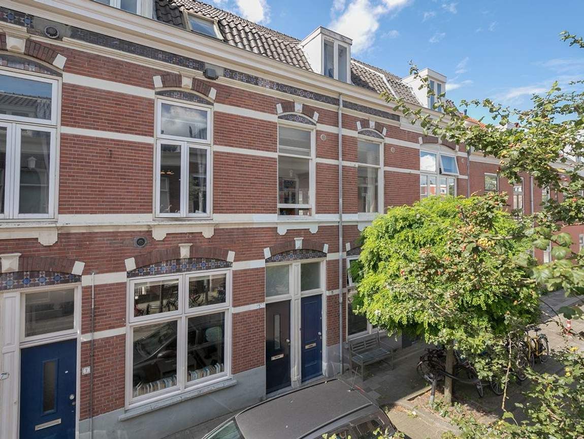 Borneostraat 5 Bis in Utrecht 3531 PE