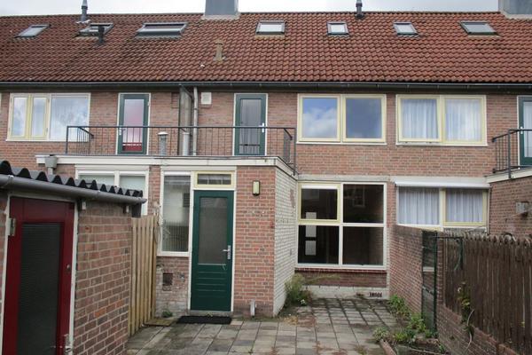 Aleida Van Culemborgstraat 21 in IJsselstein 3401 XK