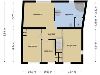 Tweede Zeine 34 in Waalwijk 5144 BB