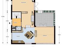 Roomvlekpad 4 in Rosmalen 5247 KX