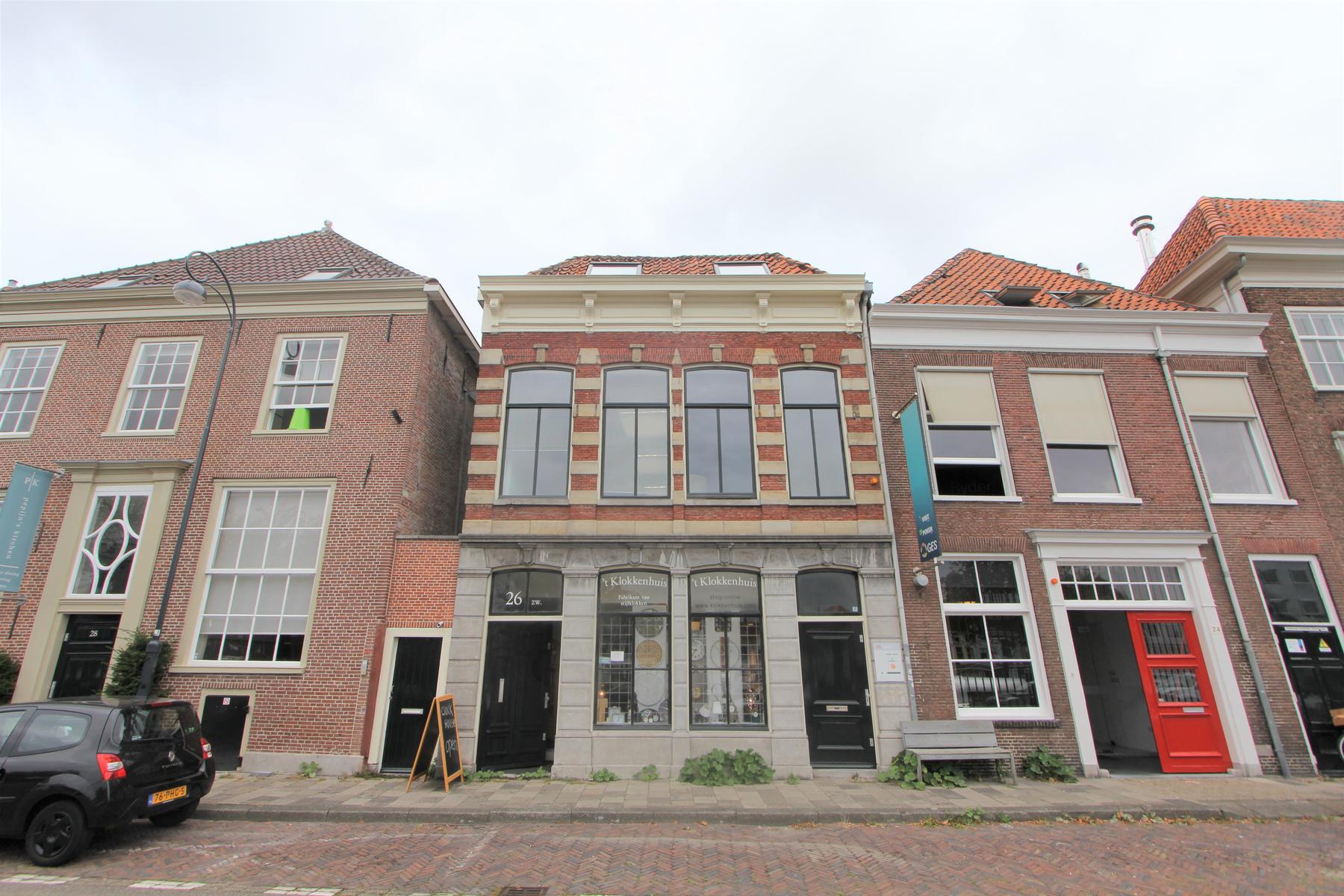 Donkere Spaarne 26 in Haarlem 2011 JG