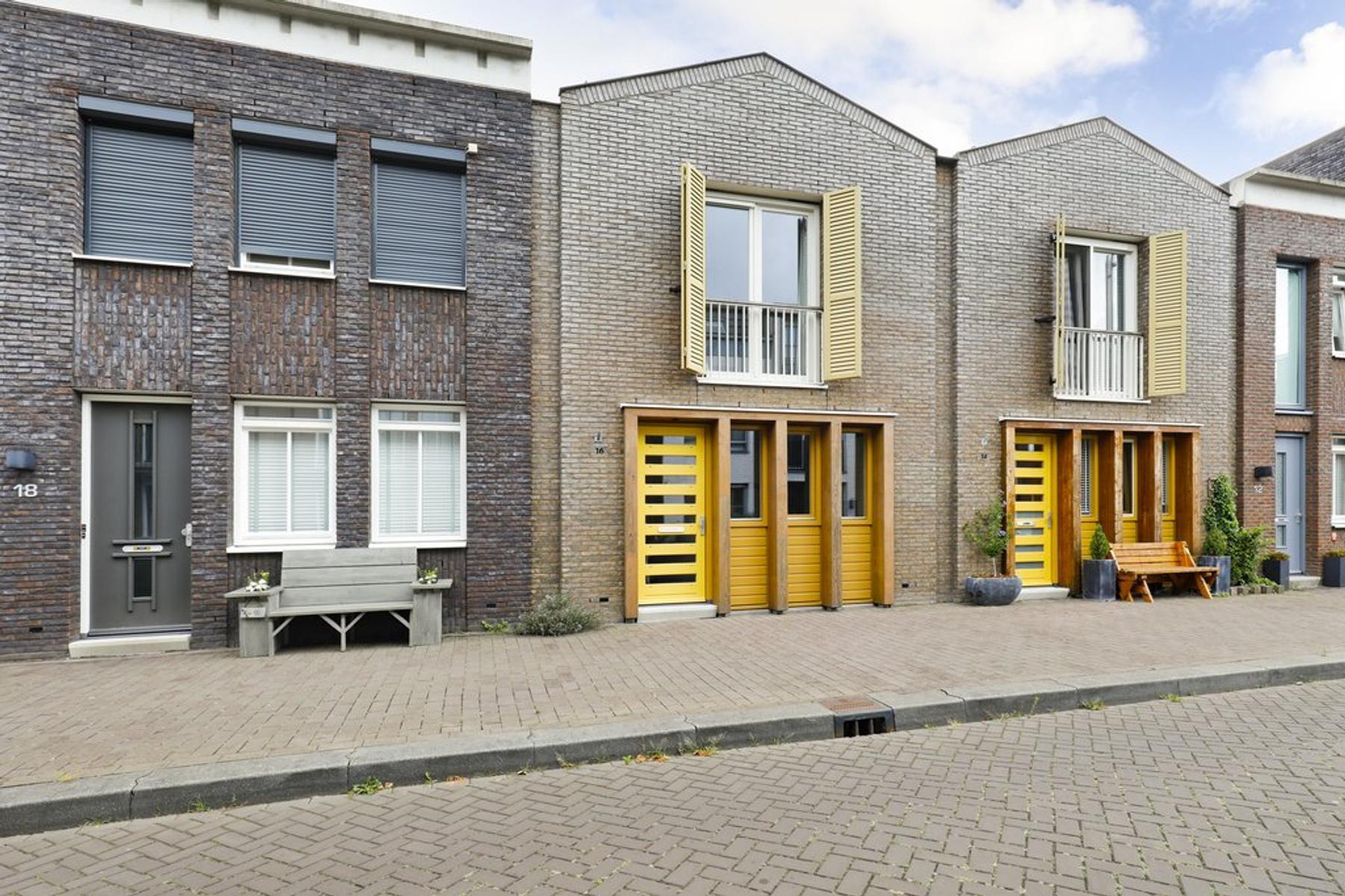Scharwoudestraat 16 in Amersfoort 3826 CL