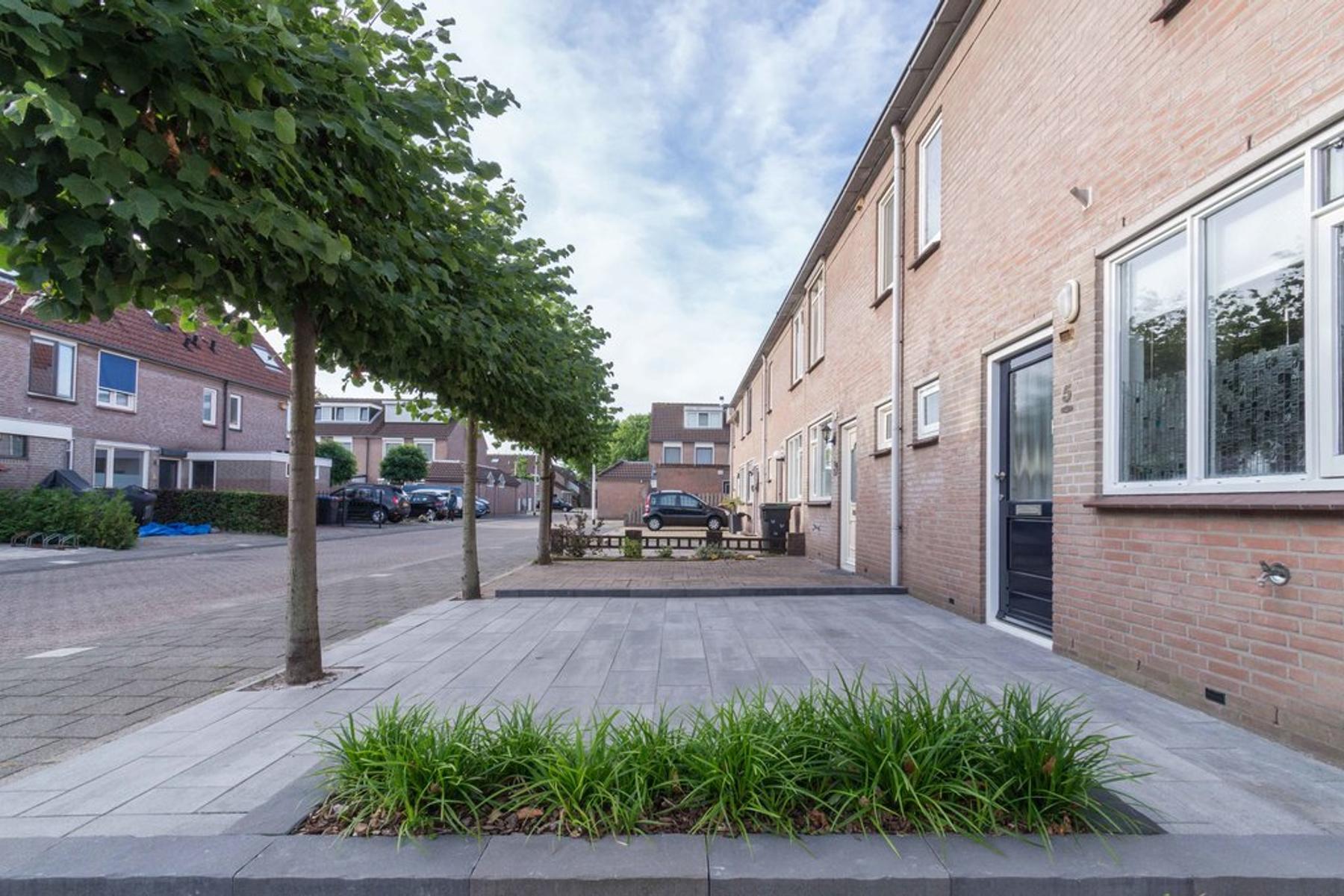 Driebergenstraat 5 in Tilburg 5043 HZ