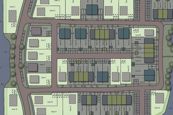 Wonen In Vrijheid (Bouwnummer 54) in 'T Veld 1735 GL