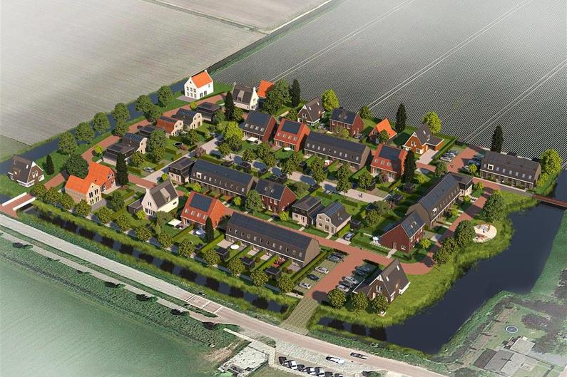 Wonen In Vrijheid (Bouwnummer 55) in 'T Veld 1735 GL