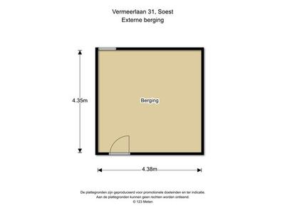 Vermeerlaan 31 in Soest 3764 WB
