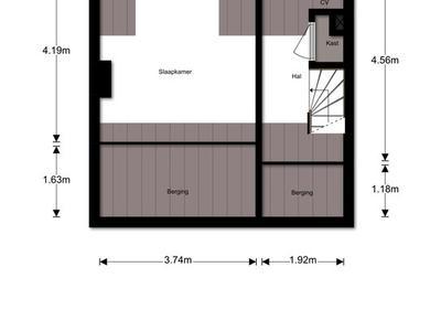 Dr Vlaanderenlaan 37 in Koudekerk Aan Den Rijn 2396 GV