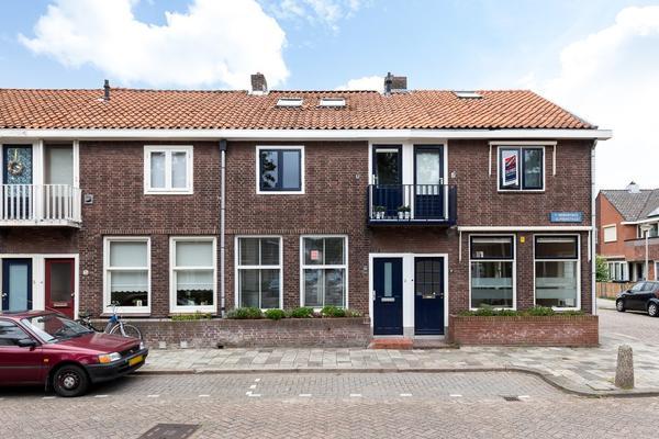 Eerste Hieronymus Van Alphenstraat 25 in Gouda 2806 PA