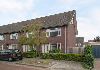 Korenbloemstraat 14 A in Goes 4461 ZJ