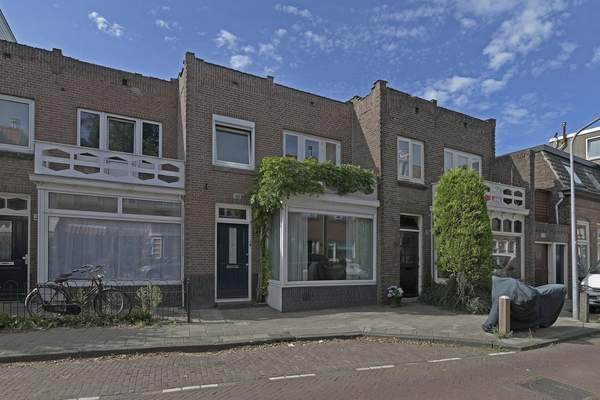President Steijnstraat 22 in Haarlem 2021 VE