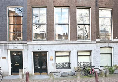Keizersgracht 636 A in Amsterdam 1017 ES