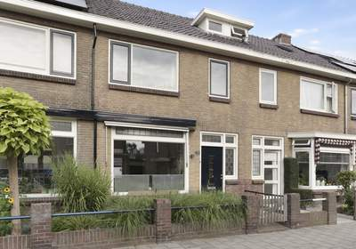 Jan Steenstraat 20 in Deventer 7412 TC