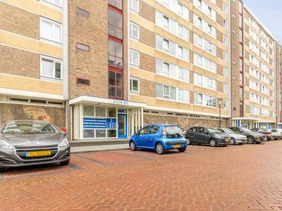 Pelikaanhof 32 in Beverwijk 1945 RS