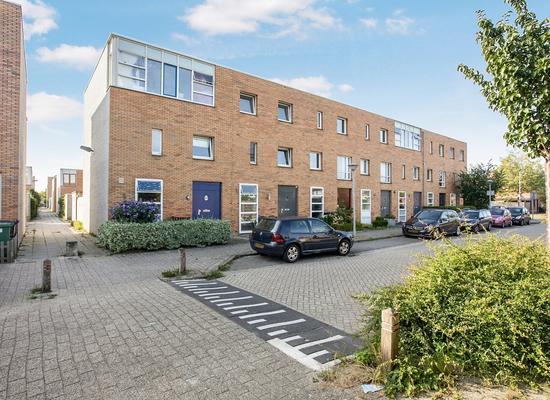 Han Hoekstrahof 18 in Hoorn 1628 WR