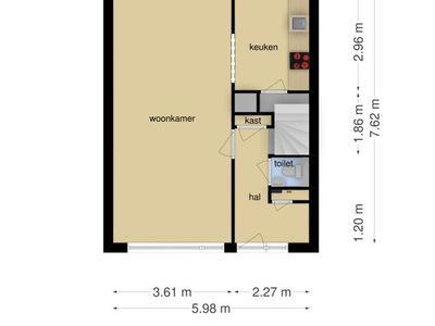 Jasmijnlaan 3 in Gouda 2803 AA