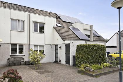 Jan Linthorststraat 22 in Oisterwijk 5063 AC