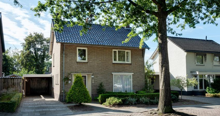 Frans Van Nunenstraat 33 in Steensel 5524 AT