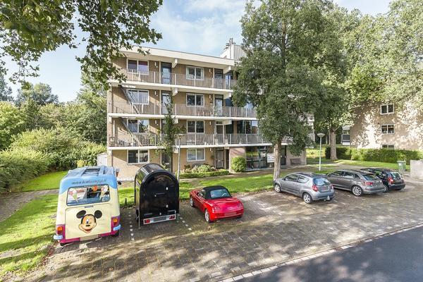 Weegbreestraat 58 in Nieuw-Vennep 2153 ED