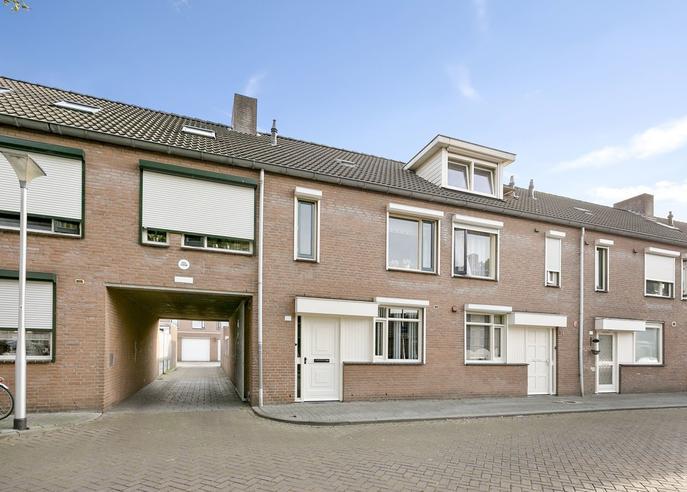 Cornelis Drebbelstraat 32 in Tilburg 5025 EB