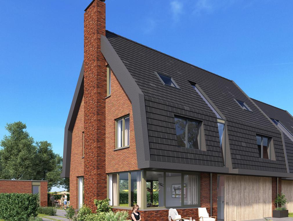 in Beverwijk 1943 NE