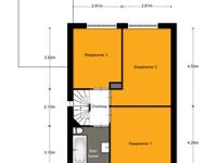 Zilverplevier 33 in Bergen Op Zoom 4617 KR