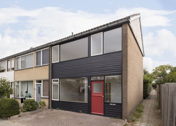 Fanfarestraat 16 in Nijmegen 6544 NX