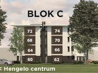 P.C. Borstlaan 60 in Hengelo 7555 SH
