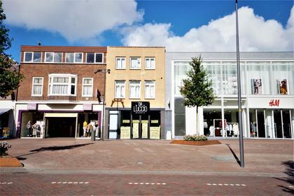 Breestraat 58 in Beverwijk 1941 EK