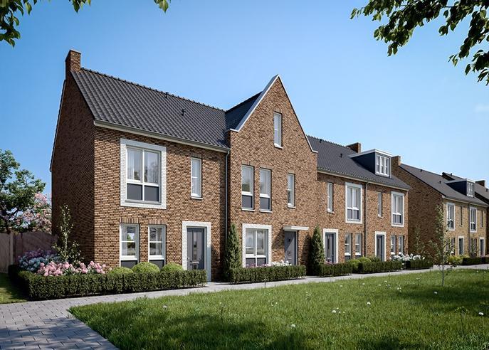Onder De Linden (Bouwnummer 63) in Oosterhout 4902 WV